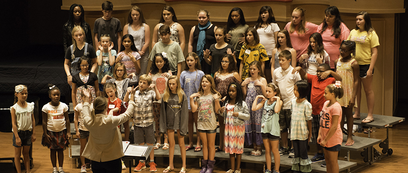 Youth choirs