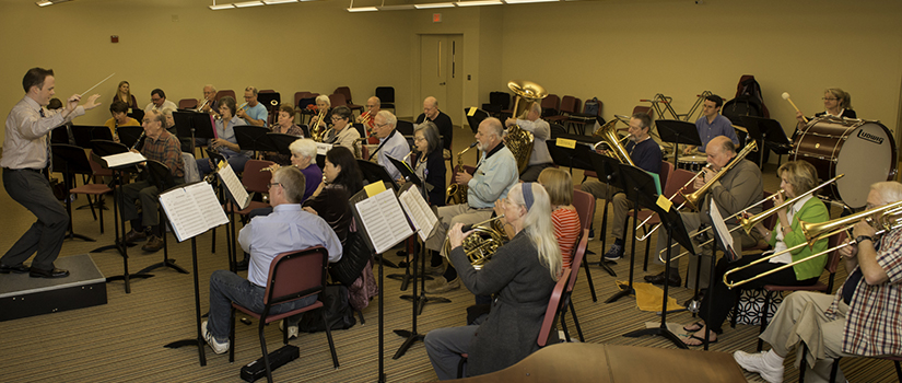 Congaree New Horizons Band
