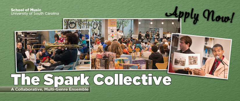 The Spark Collective banner2