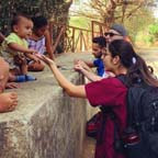 CON Professor and Students Take Medical Service Trip