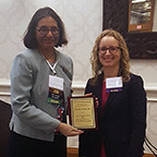 Pinto receives national research award
