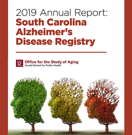 2019 Annual Report -- South Carolina Alzheimer's Disease Registry