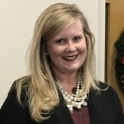 Heather Brandt receives award from South Carolina Public Health Association for contributions to public health