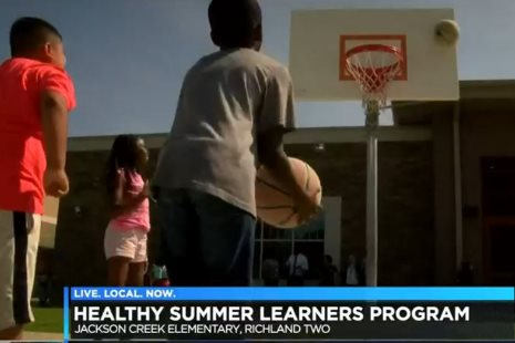 Healthy Summer Learners
