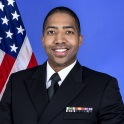 Master of health administration alumnus uses degree to protect health of U.S. Marines and provide hurricane relief