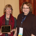 Communication sciences and disorders' Sarah Scarborough wins DiCarlo Award from South Carolina Speech-Language-Hearing Association