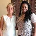 HPEB Ph.D. candidate Venice Haynes named first beneficiary of Butterfoss Community Research Endowment