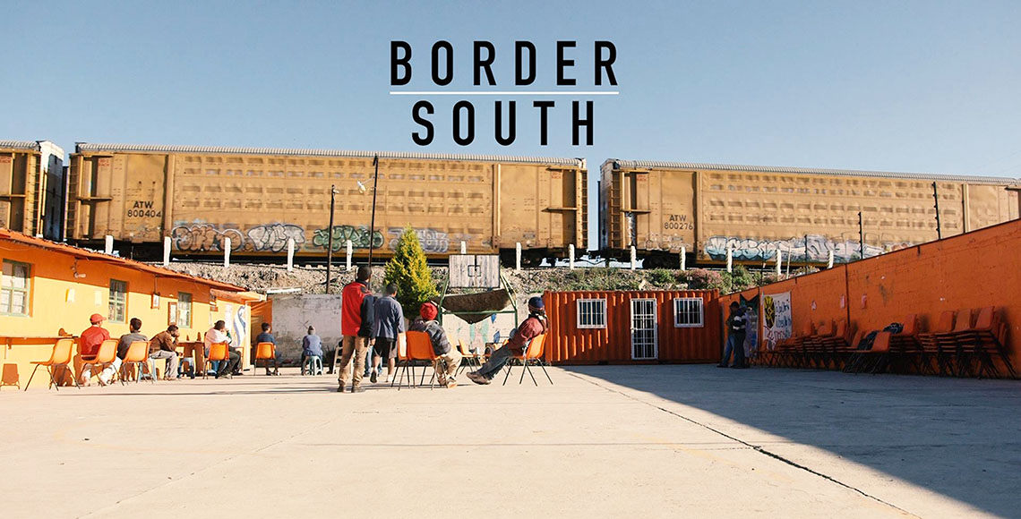 Border South Documentary Poster