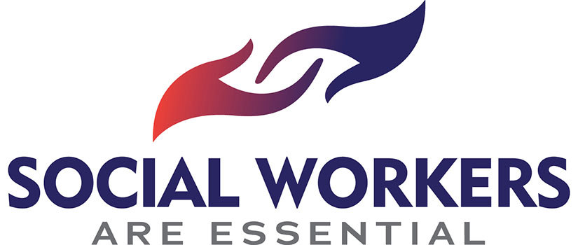 National Social Work Month 2021 Logo