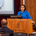 Newman Lecture Features Immigrant Rights Advocate