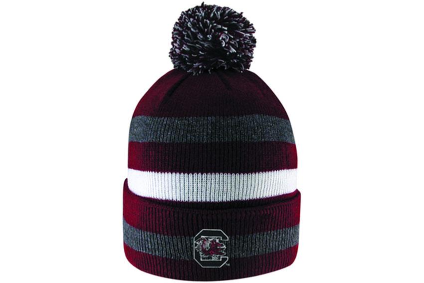 """For the northern friend: Even if you are the """"northern friend,"""" give this beanie to someone who will be spending their winter break in the coldest parts of the U.S."""