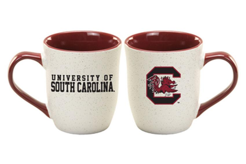 For the coffee-holic: The bookstore is full of mugs to add to your loved one's extensive collection. Fill it with some hot-chocolate ingredients and a candy cane for some extra holiday pizazz.