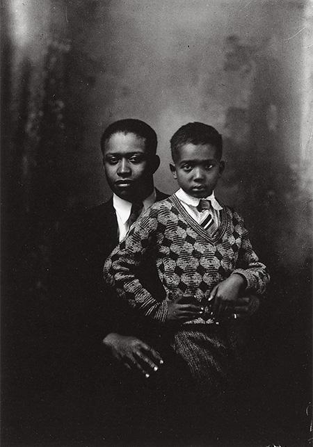 Robert Harper Kennedy and his nephew, Hale B. Thompson Jr.