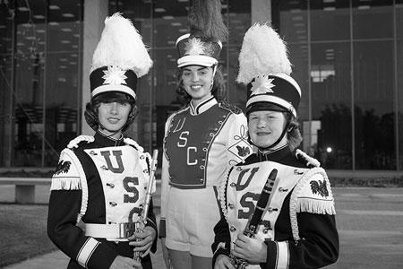 1962 Marching Band