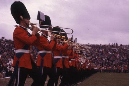 1963 Marching Band