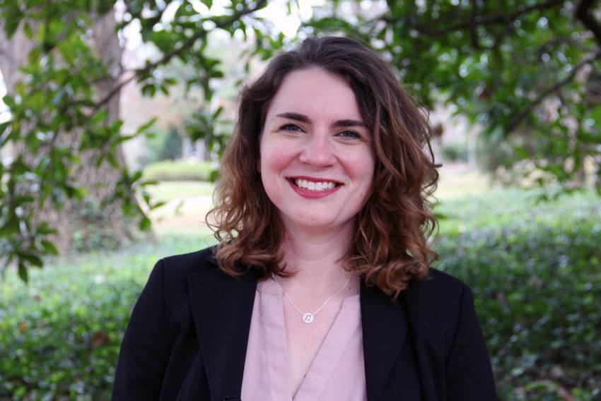 Headshot of Sydney Womack