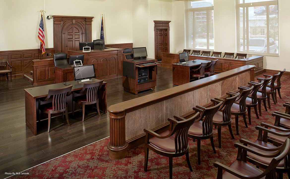G. Ross Anderson Historic Courtroom