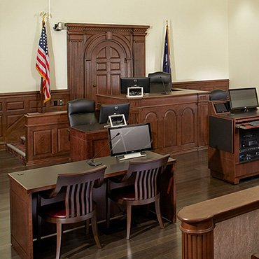 G. Ross Anderson Jr. Historic Courtroom