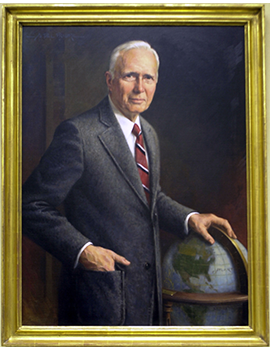 George D. Haimbaugh Jr portrait
