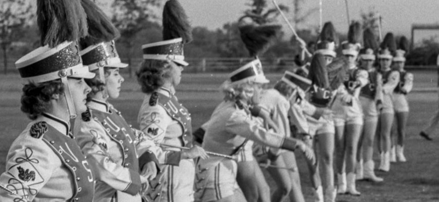 vintage marching band image