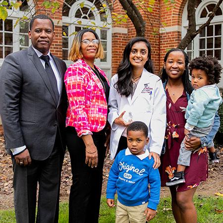 Wanda Gibbs Family