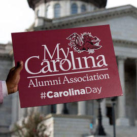 Carolina Day at the Statehouse