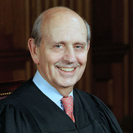 U.S. Supreme Court Associate Justice Stephen Breyer