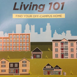 Office of Off-Campus Living brochure