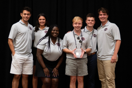 UofSC Student Government receives award