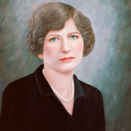 Mary Gordon Ellis portrait