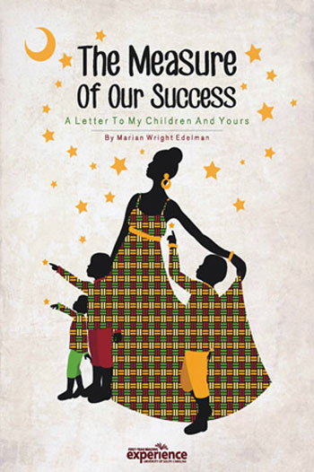 Book cover for the measure of our success