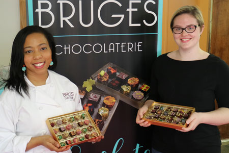 Bruges Chocolaterie