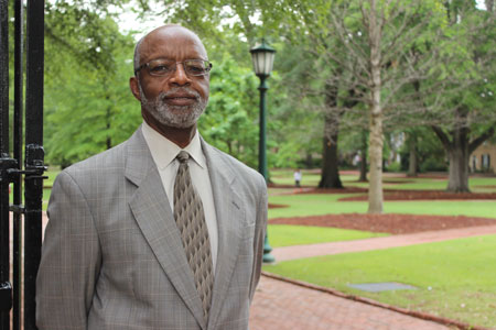 Cliff Scott is the new director of the Office of Equal Opportunity Programs.