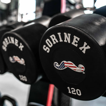 Sorinex dumbbells