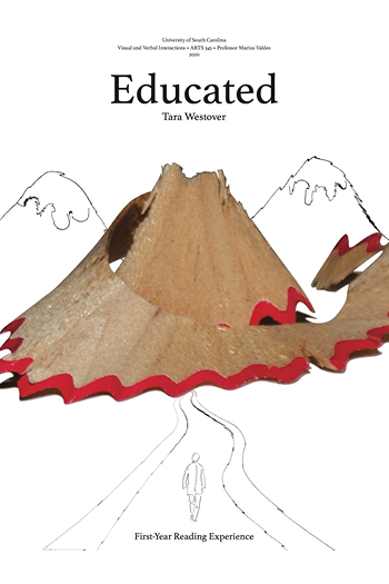 An early cover design of Brooke's.