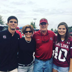 UofSC students were destined to come to the university since birth.
